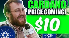 Hoskinson LEAKS Why ADA WILL Hit $50 (Cardano Price Prediction & News 2021)