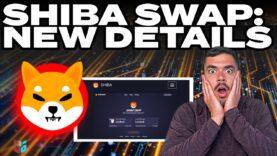 HUGE UPDATE: SHIBA SWAP COMING SOON!!