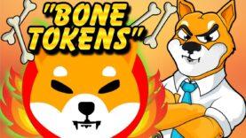 How Shiba Inu BONE Token Will CHANGE EVERYTHING After SHIBASWAP Liquidity EVENT   Bone Price