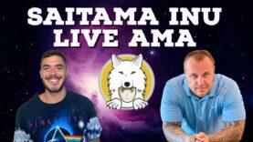 Live AMA With Saitama Inu (SAITA) Dev Team!
